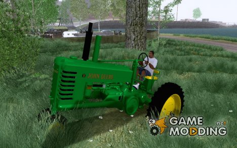 John Deere B for GTA San Andreas
