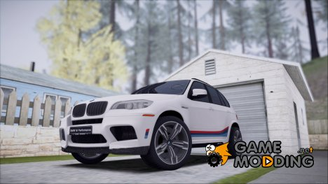 BMW X5M M Performance Packet for GTA San Andreas