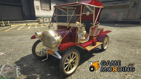 Ford T 12 for GTA 5