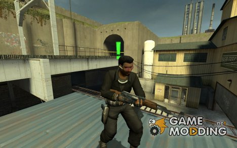 Gothic leet crew для Counter-Strike Source