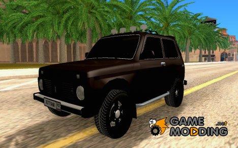 LADA NIVA 21213-зима для GTA San Andreas