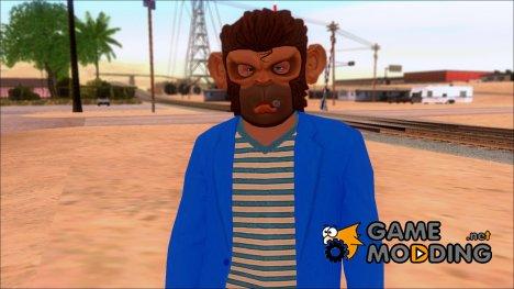 GTA Online Skin V.38 for GTA San Andreas