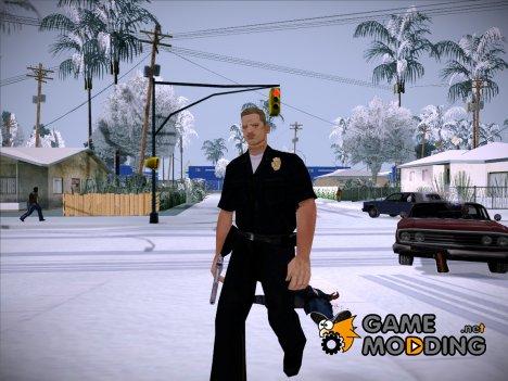 Офицер Пенделберри for GTA San Andreas
