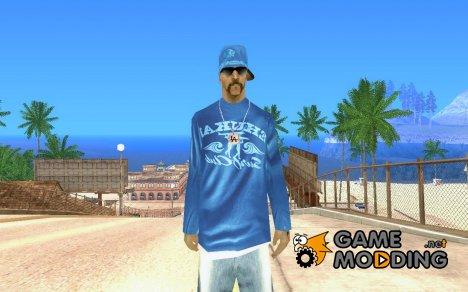Новый скин Ацтека на замену vla2 для GTA San Andreas
