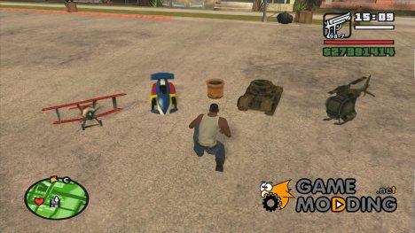 Спавн RC для GTA San Andreas