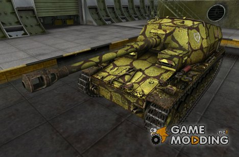 DickerMax ремоделинг for World of Tanks