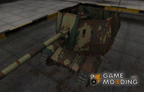 Французкий новый скин для FCM 36 Pak 40 for World of Tanks