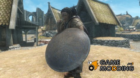 Triskele - HD Shield для TES V Skyrim