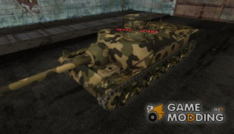Шкурка для T28 for World of Tanks