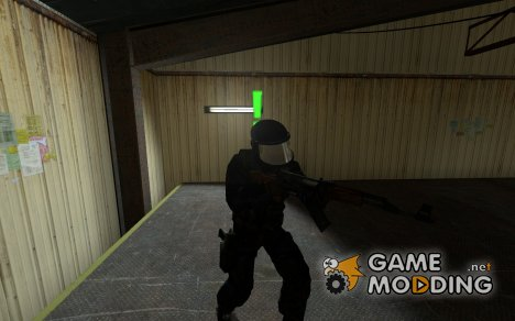 Urban Gign Warrior для Counter-Strike Source