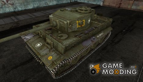 PzKpfw VI Tiger horacio for World of Tanks