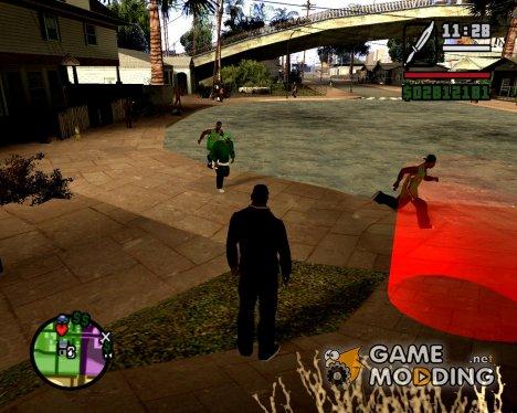 Сохранение перед последней миссией for GTA San Andreas