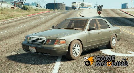 2003 Ford Crown Victoria для GTA 5