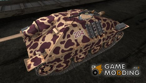 Hetzer 10 for World of Tanks