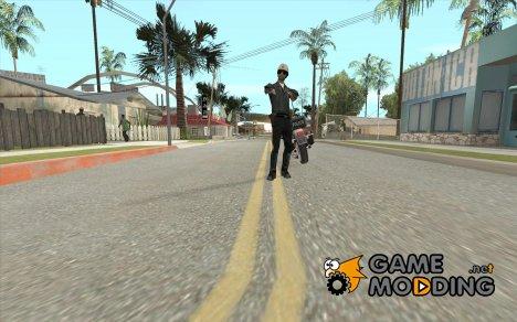 Новые настройки для ментов for GTA San Andreas