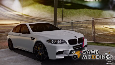 BMW M5 F10 M Performance для GTA San Andreas