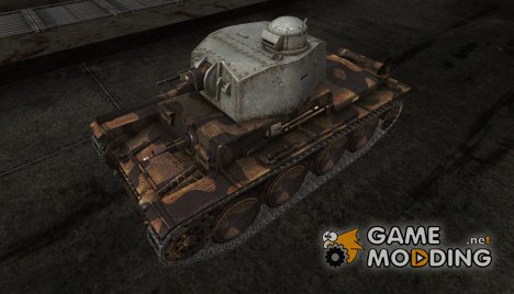 PzKpfw 38 (t) Drongo 2 for World of Tanks