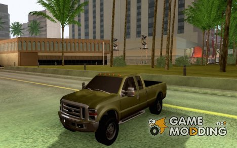 Ford F-350 Super Duty for GTA San Andreas