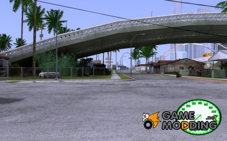 Speedometer Gta Sa for GTA San Andreas