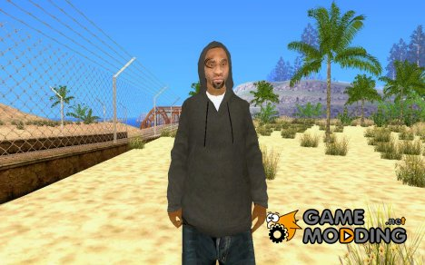 "GTA SA ""Jamaine Washington"" for GTA San Andreas"