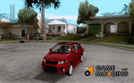Kia Rio for GTA San Andreas