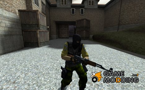 S.T.A.R.S Alpha Squad для Counter-Strike Source