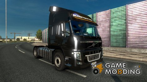Volvo FM by Rebel8520 V4.7 for Euro Truck Simulator 2