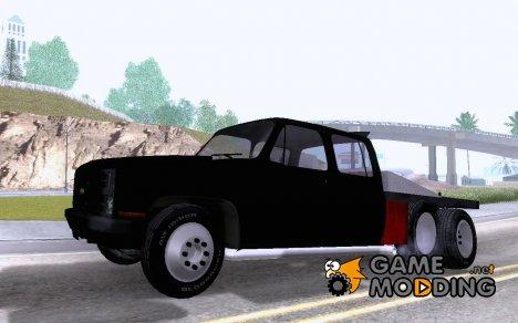 Chevrolet Silverado Fast Four for GTA San Andreas