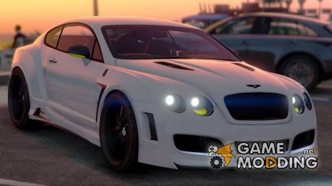 2011 Bentley Platinum Motorsports Continental GT 1.0 for GTA 5