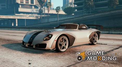 Devon GTX 2010 for GTA 5