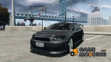 Toyota Scion Tc 2.4 для GTA 4