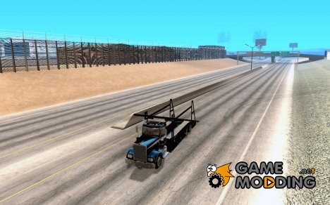 Kenworth Packer v.1.0 для GTA San Andreas