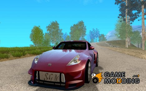 Nissan 370z Drift Edition для GTA San Andreas
