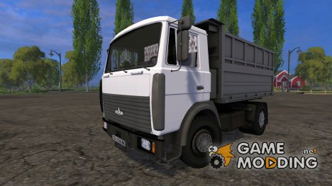 МАЗ 5551 v.2 для Farming Simulator 2015