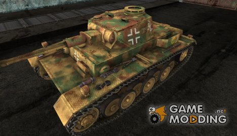 шкурка для VK3001(H) for World of Tanks