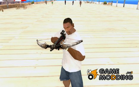 CSO Eagle Bowgun for GTA San Andreas
