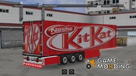 Nestle Kitkat for Euro Truck Simulator 2