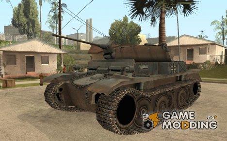 Танк Germ2 из игры В тылу врага 2 for GTA San Andreas