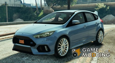 Ford Focus RS 1.0 для GTA 5