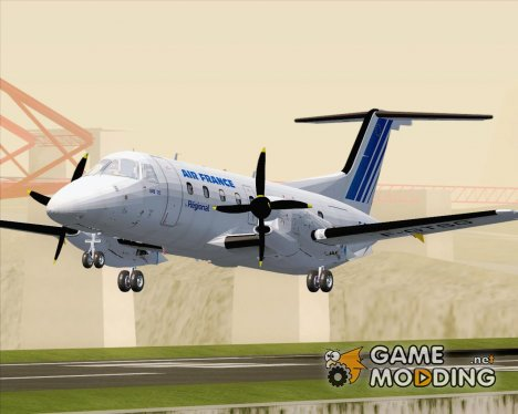 Embraer EMB-120 Brasilia Air France Regional (F-GTSG) для GTA San Andreas