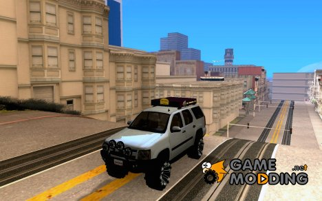 Chevrolet Tahoe Off Road для GTA San Andreas