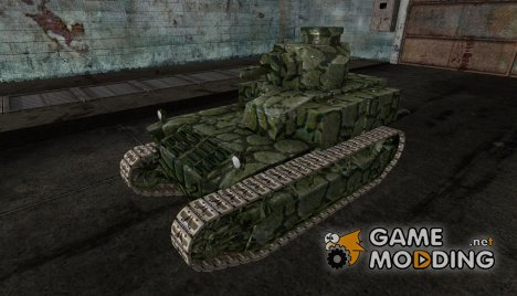 T2 med for World of Tanks