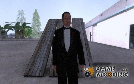 Крестный Отец for GTA San Andreas