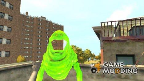 Slimer for GTA 4