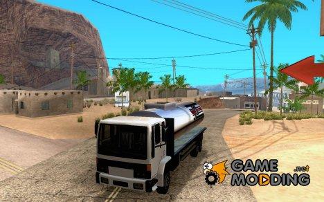 DFT-30 c Цистерной for GTA San Andreas