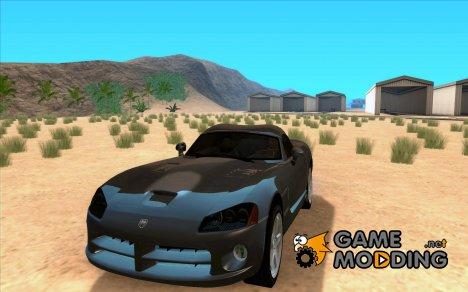 Dodge Viper for GTA San Andreas