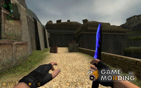 Burning Dagger для Counter-Strike Source