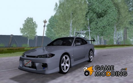 Nissan Silvia S15 Tun for GTA San Andreas