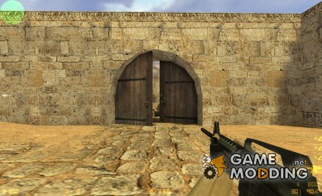 High Quality M4A1 для Counter-Strike 1.6