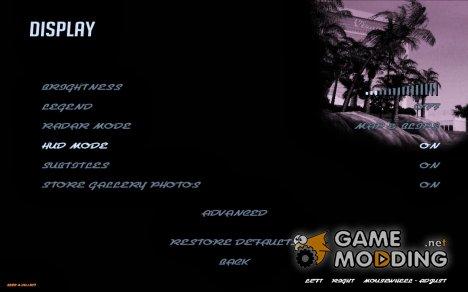 DirectFont for GTA San Andreas
